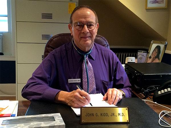 Dr. John Kidd M.D.